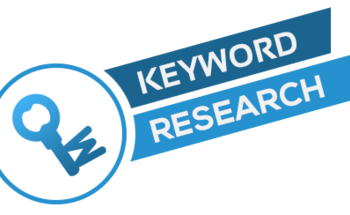 Small keyword research.
