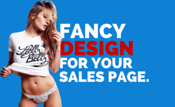 Small fancy sales picture design