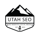 Medium utah seo logo