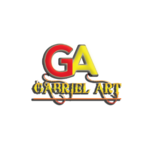 Medium gabriel art logo